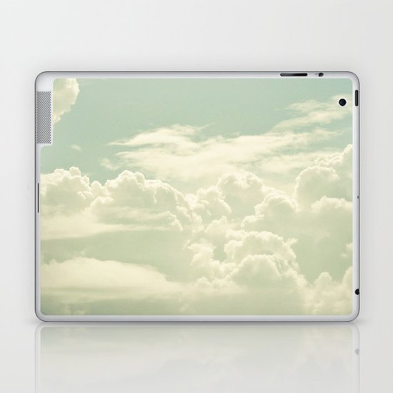 As the Clouds Gathered Laptop & iPad Skin