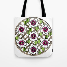 Flower Dreams Tote Bag