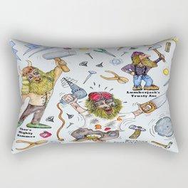 Men of Tools Rectangular Pillow