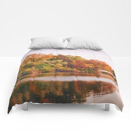 Autumn Colors Are the Best Colors - New York City Comforters