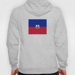 flag of haïti Hoody