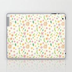Colourful Daisies Laptop & iPad Skin