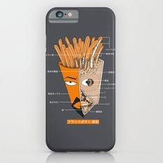 French Fries Anatomy Slim Case iPhone 6s