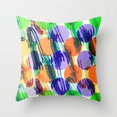 BEWARE THE FALSE POSITIVE Throw Pillow