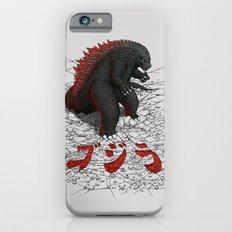 The Great Daikaiju iPhone 6s Slim Case