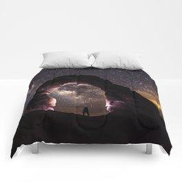 Delicate Nights Comforters