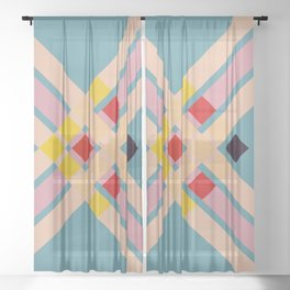 Mullo Sheer Curtain