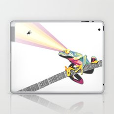 Frog Attack Laptop & iPad Skin