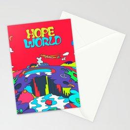 JHope Hope World Album Art Stationery Cards