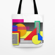 New Age Composition 2 Tote Bag