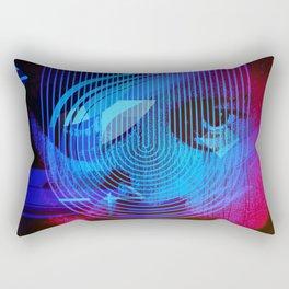 // IM ALREADY IN YOU POCKET Rectangular Pillow