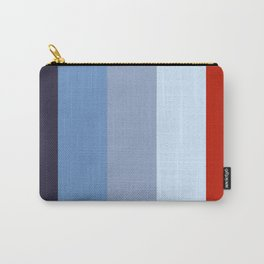 Colorful Stripes II Carry-All Pouch