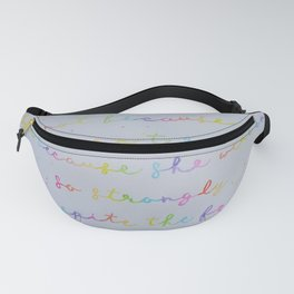 Powerful Fanny Pack