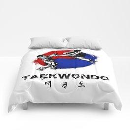 Taekwondo Comforters