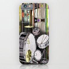 Drum Kit iPhone 6s Slim Case