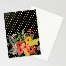 Flowers bouquet #2 Stationery Cards
