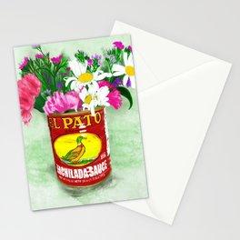 El Pato, still life Stationery Cards