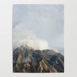 Mountain Peak Poster