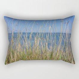 Sea horizon line Rectangular Pillow