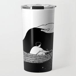Rowing to you Travel Mug