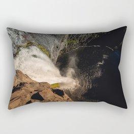 Fear of Heights - Palouse Falls Rectangular Pillow