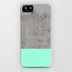 Sea on Concrete Slim Case iPhone (5, 5s)
