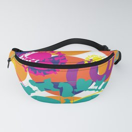 Peaceful Pups Fanny Pack