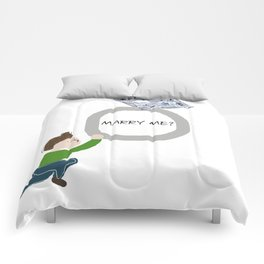 Will You Marry Me? Comforters