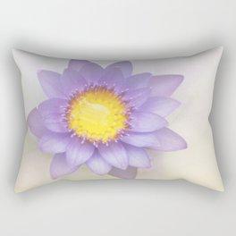 Dance Lightly with Life Rectangular Pillow