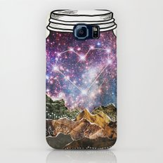 Love Can Move Mountains Galaxy S6 Slim Case