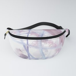 Loose Scribble Fanny Pack