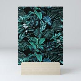 Tropical Garden Mini Art Print
