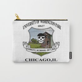 Washington Park Chicago University Carry-All Pouch