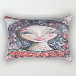 Spirit Wanderer, Spiritual Wanderer Rectangular Pillow