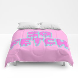 Mean Girls So Fetch Comforters
