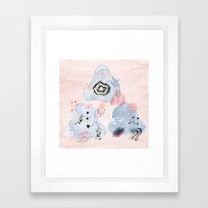 A Great Adventure Framed Art Print
