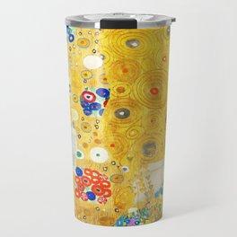Gustav Klimt The Kiss Travel Mug