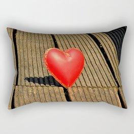 Love on the Boardwalk Rectangular Pillow