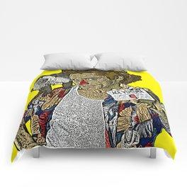 Ace Ventura Pet Detective Comforters