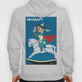 Nadam horse race Hoody
