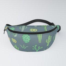Cactus Pattern II Fanny Pack