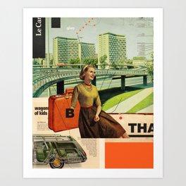 Give & Thank You Art Print