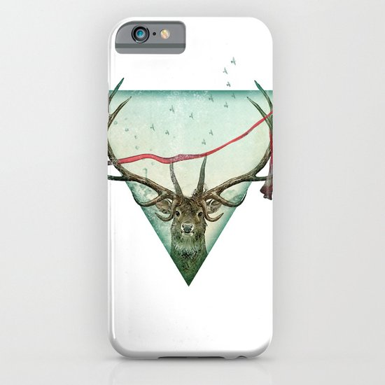 scarlet runner iPhone & iPod Case
