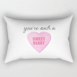 You're Such A Sweet Heart Rectangular Pillow