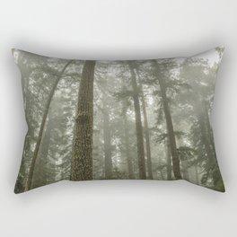 Memories of the Future - nature photography Rectangular Pillow