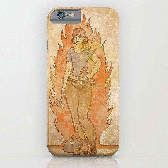 Welder iPhone & iPod Case