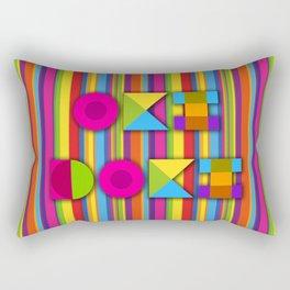 Oki Doki Rectangular Pillow