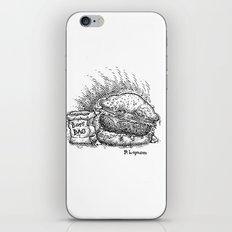 Barf Bag iPhone & iPod Skin