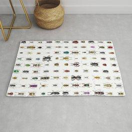 Beetlemania / Get your entomology on! Rug