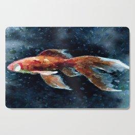 Schleierfisch Cutting Board